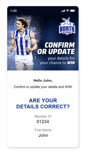 North Melbourne Data cleanse